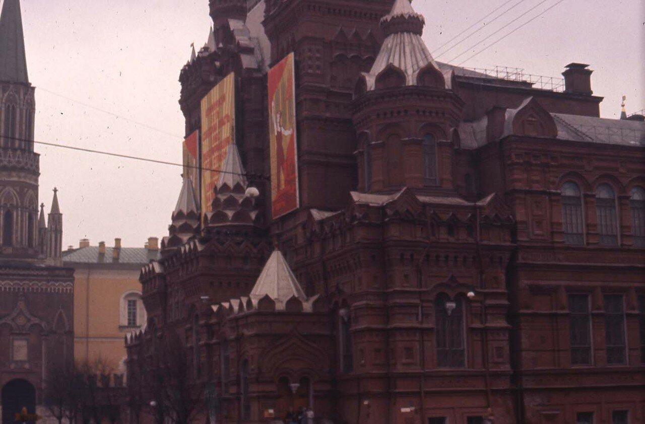 1964. Первомайская агитация