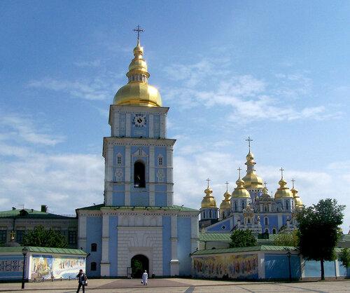 Панорамма Михайловского Златоверхого