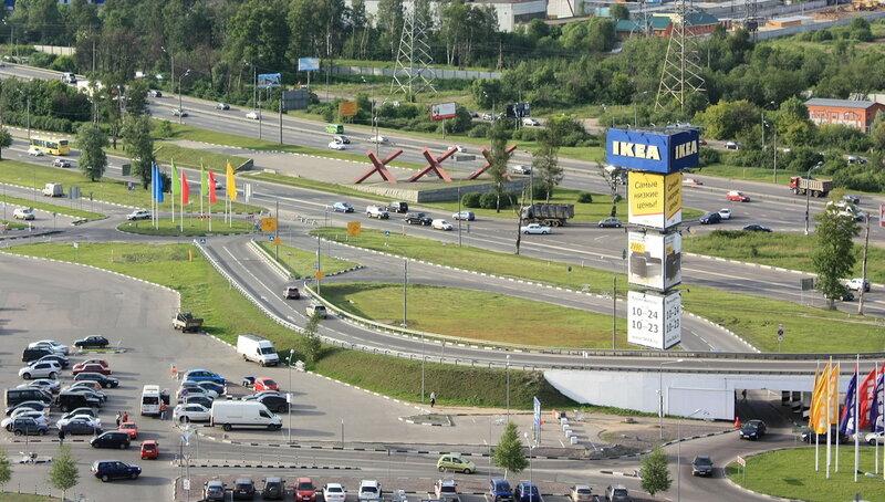 Нацистская ИКЕА пытается уничтожать памятники русской воинской славы