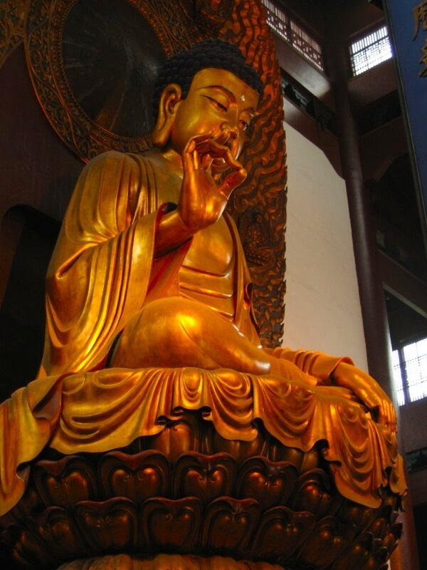 Будда, Монастырь Линъиньсы, Ханчжоу