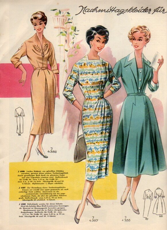 Сайт о ретро-моде, стиле и шитье - viktorianna.ru