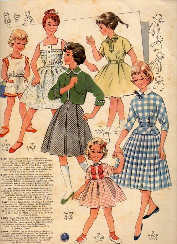 67125272ca9 В середи 1960-х г.г. платья для коктейлей уходят в небытие