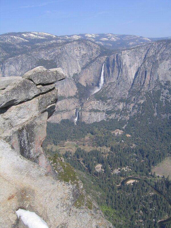 Йосемитский водопад