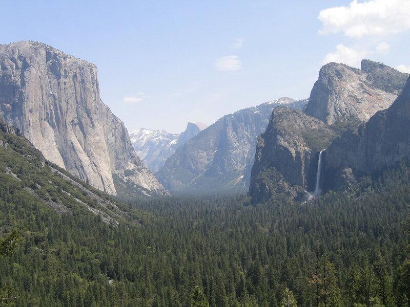 Долина Йосемит