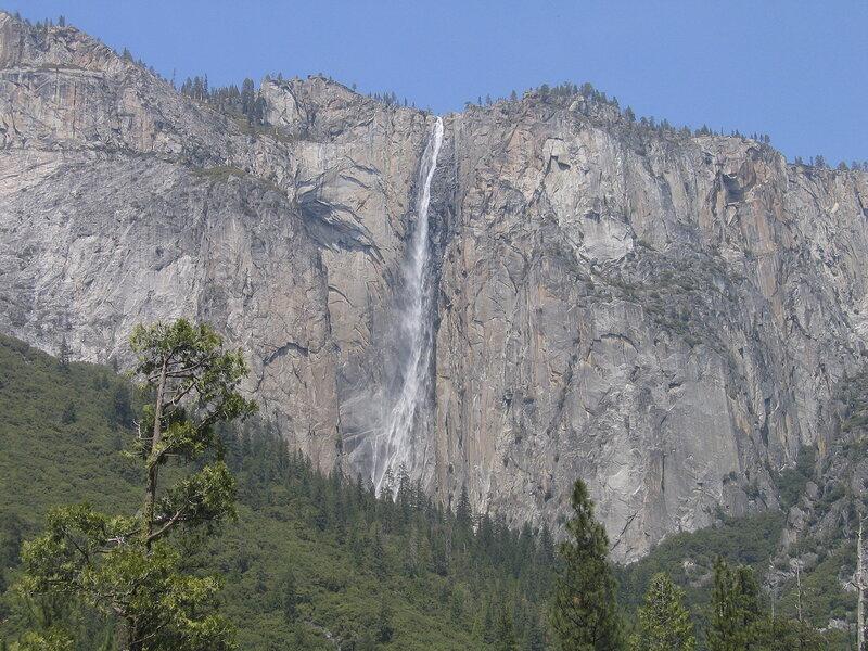 Еще один водопад