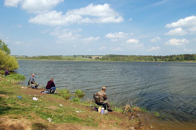 Рыбалка на торбеево озере