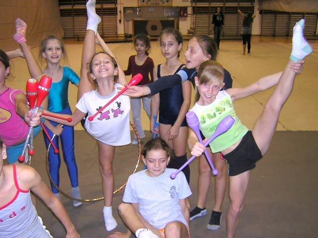 туры гимнастика для детей от 3 лет в молодечно проститутки трахать
