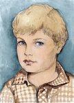 Портрет сына (1994г)