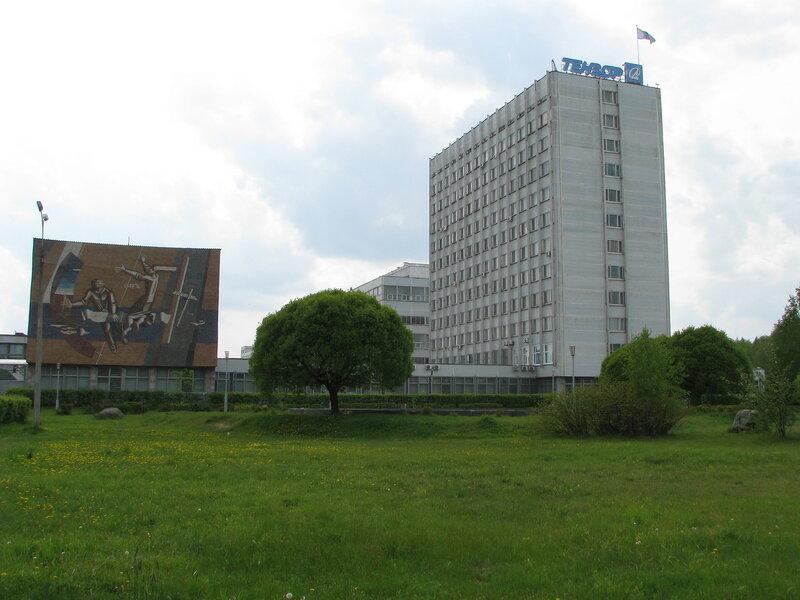 Вместо лакокрасочного завода в Дубне, «Тензор» построит новые корпуса