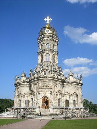 Церковь в Дубровицах (Подольск)