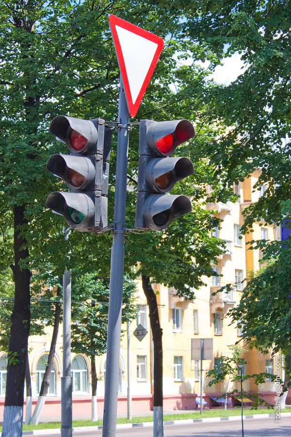 Ярославский светофор