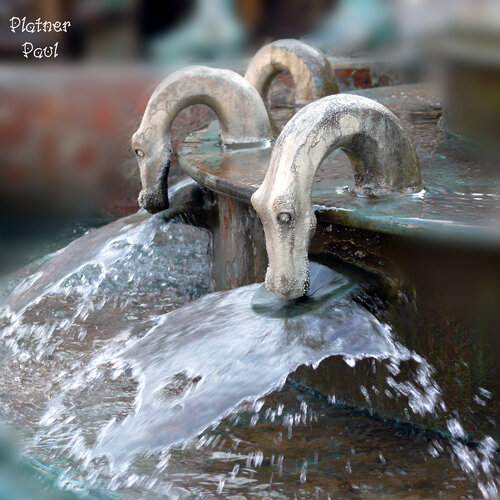 фонтанов прохлада...