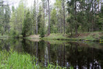 Река Линдуловая (Рощинка).