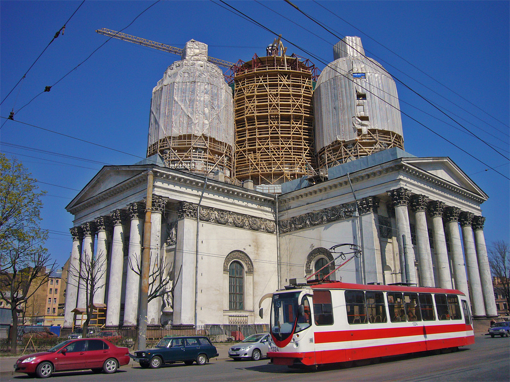 how to get from prague to st petersburg