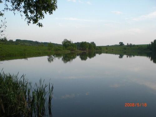 Река Пальна<br /> в Липецкой области