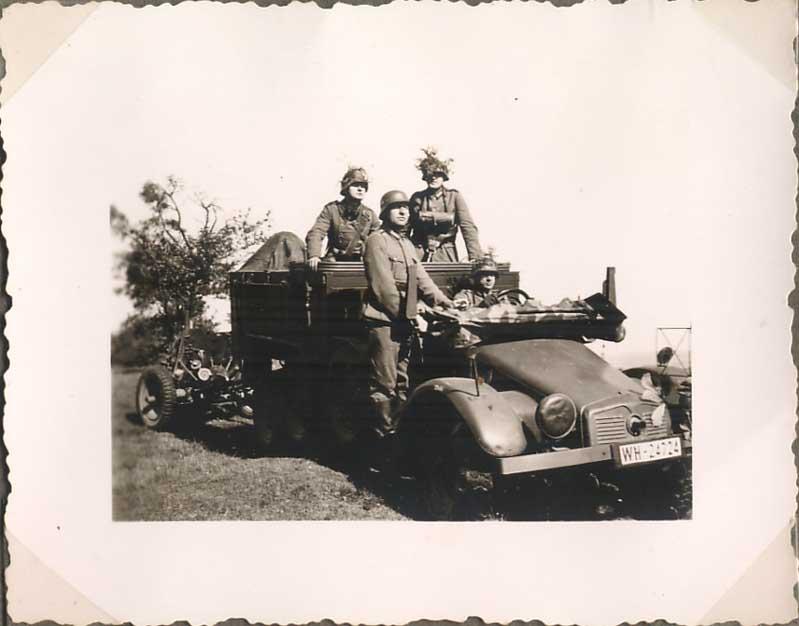 Krupp Protze / Pak-36