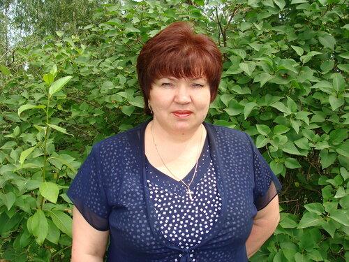Светлана Борисовна Чумак