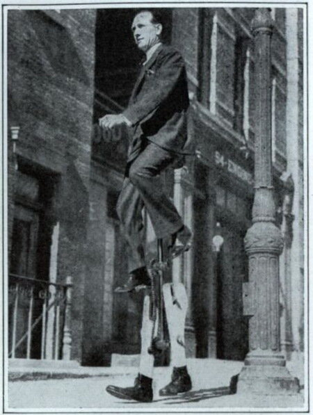 Ногосипед (США, 1934)