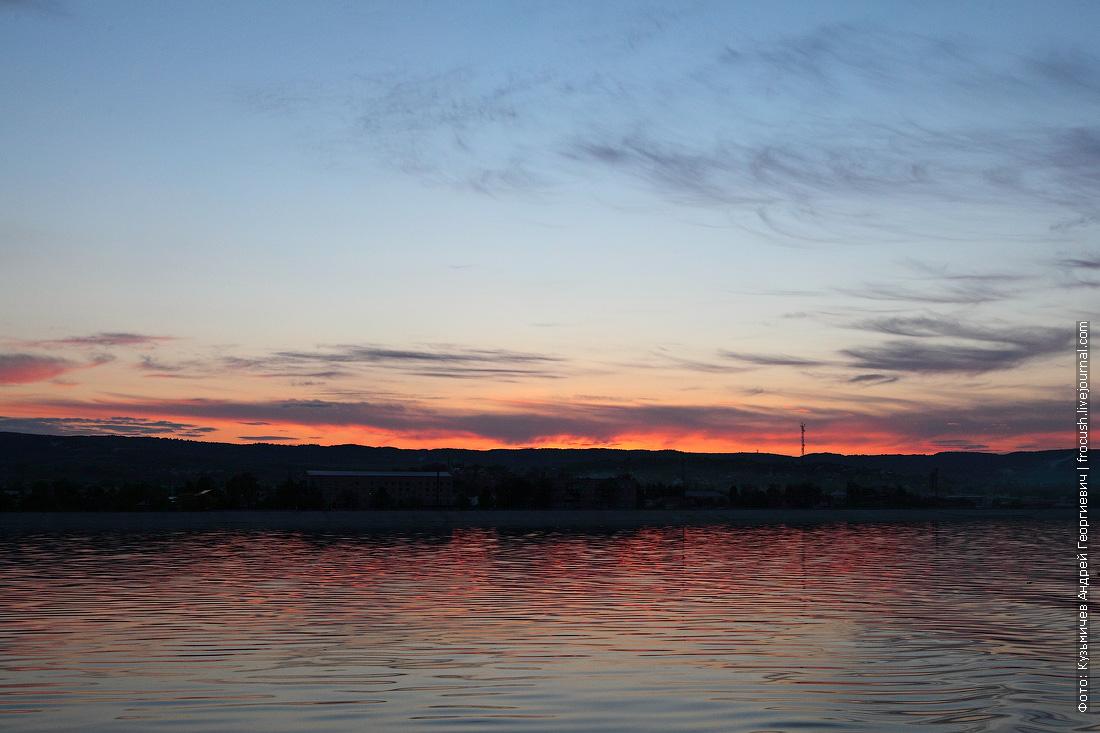 вечерний Хвалынск