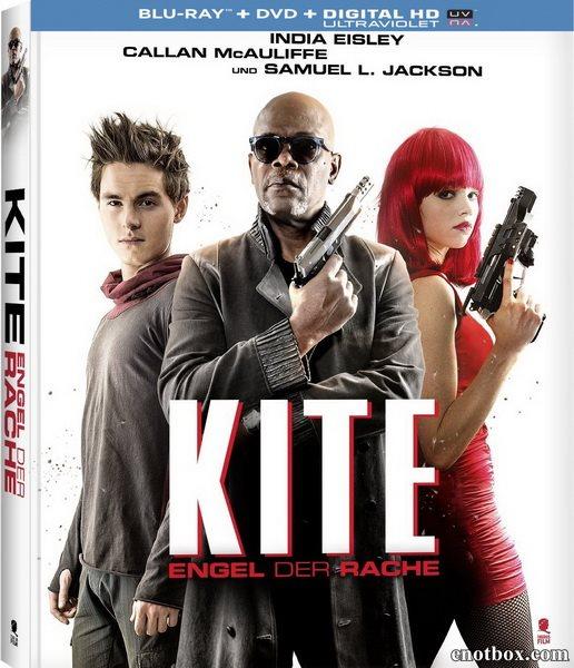 Кайт / Kite (2014/BDRip/HDRip/3D)