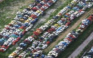 В Москве будут продавать автомобили со штрафстоянок
