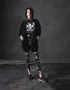 Adidas готовит осеннюю коллекцию одежды