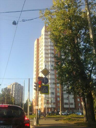 Вызов электрика на улицу Седова (Невский район СПб, левобережная часть).