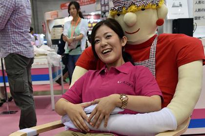 В Японии создано кресло для пожилых одиноких людей