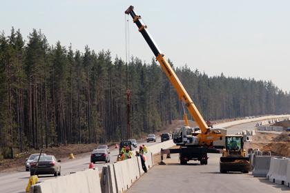 Законопроект об общественном контроле над возведением дорог прошел согласование