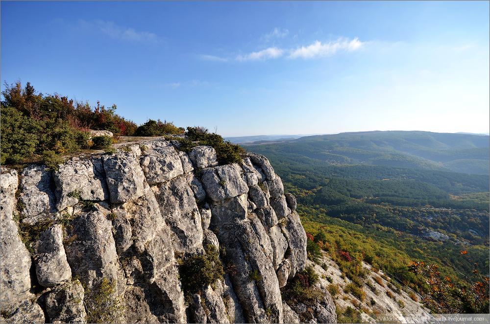 пейзажи Крыма