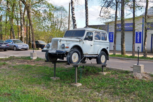 ГАЗ-69, Можайск