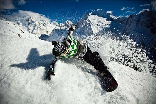30 марта стартует ROSA KHUTOR SNOW CAMP от QUIKSILVER