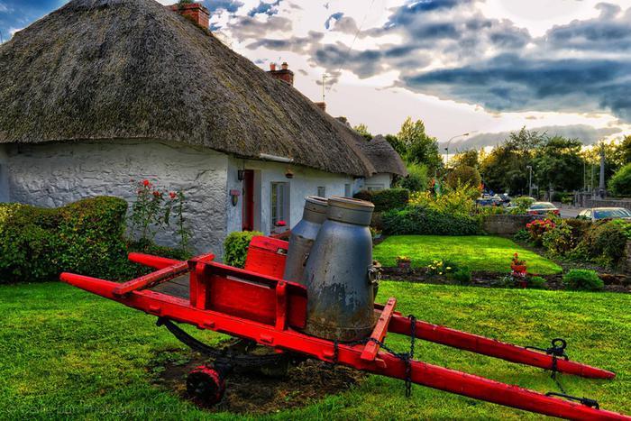 Адэр, самая красивая деревня Ирландии 0 10cfa9 5dde7863 orig