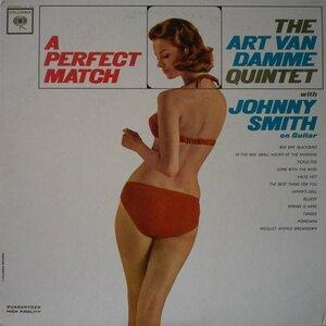 Art Van Damme - A Perfect Match (1963) [Columbia, CL 2013]