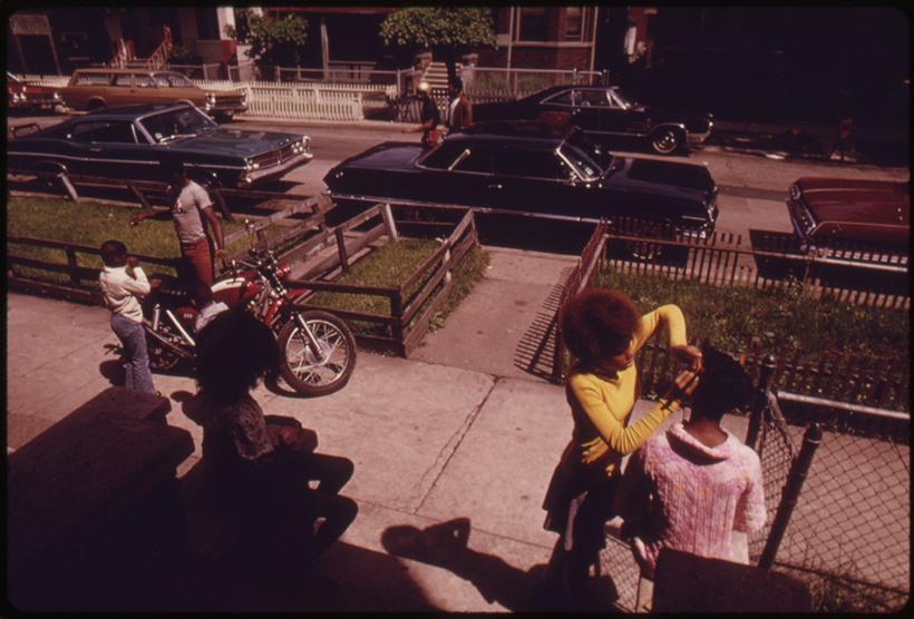 Негритянский квартал в Чикаго 1970 х годов 0 131c8f a1597e74 orig