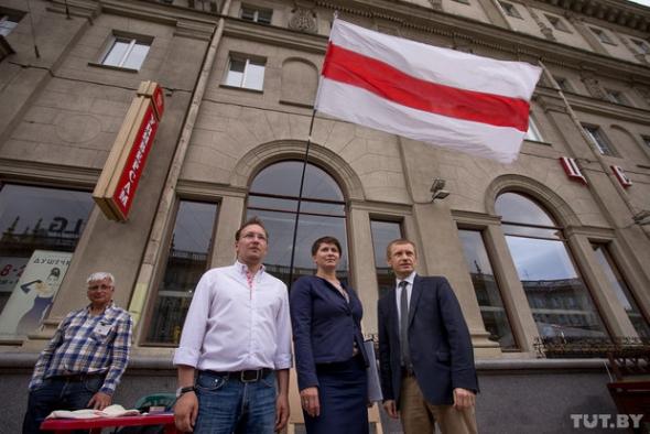 Партия БНФ отказалась поддерживать Татьяну Короткевич на выборах