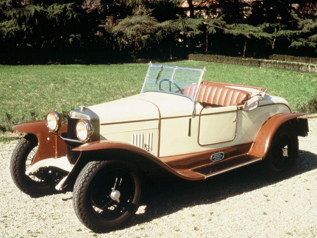 4 Fiat 512 Torpedo (1926)