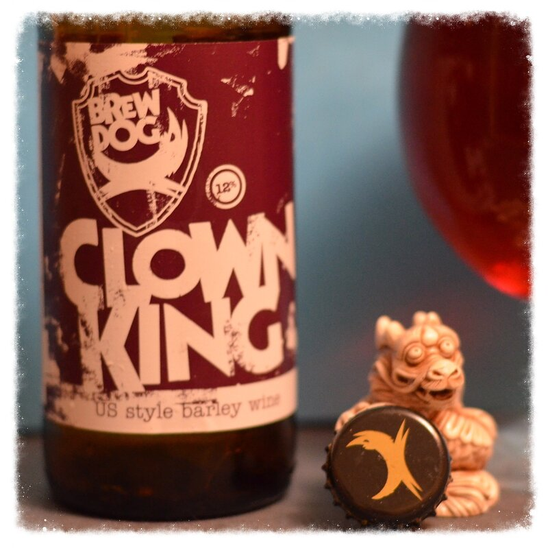 Brew Dog Clown King