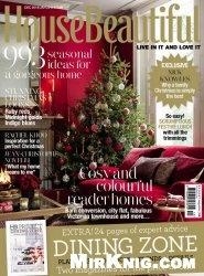 House Beautiful UK - December 2014-January 2015