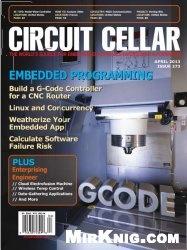 Журнал Circuit Cellar №273 2013