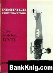 Fokker D.VII  [Aircraft Profile 025] pdf в rar  5,17Мб
