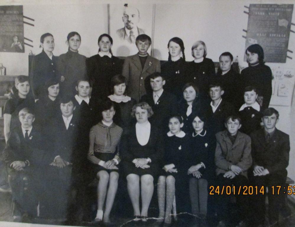 Выпуск 1975г.