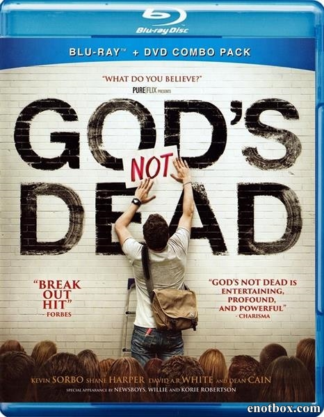 ��� �� ���� / God's Not Dead (2014/BDRip/HDRip)