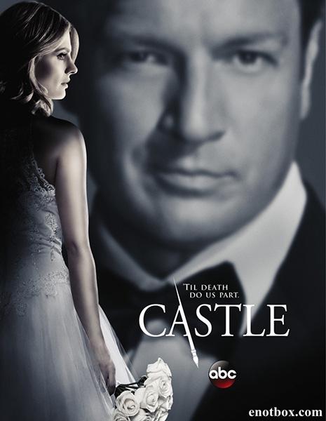 Касл / Castle - Полный 7 сезон [2014, WEB-DLRip   WEB-DL 1080p] (LostFilm)