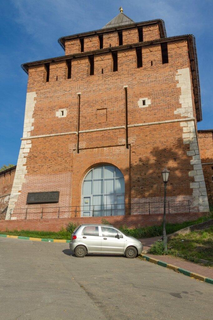 Ивановская башня, Нижегородский кремль