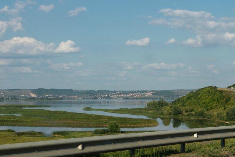 Волга близ Казани