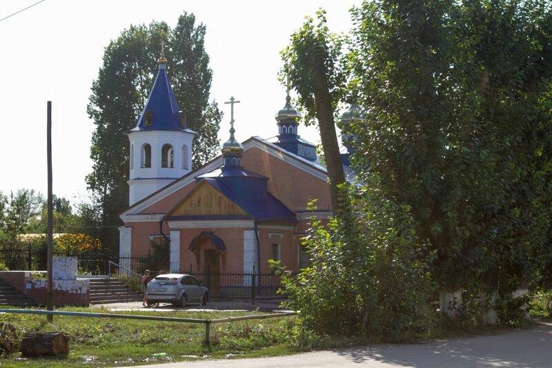 Церковь в Мирном