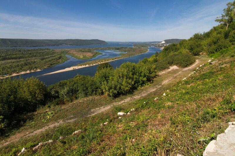 Волга, Жигули
