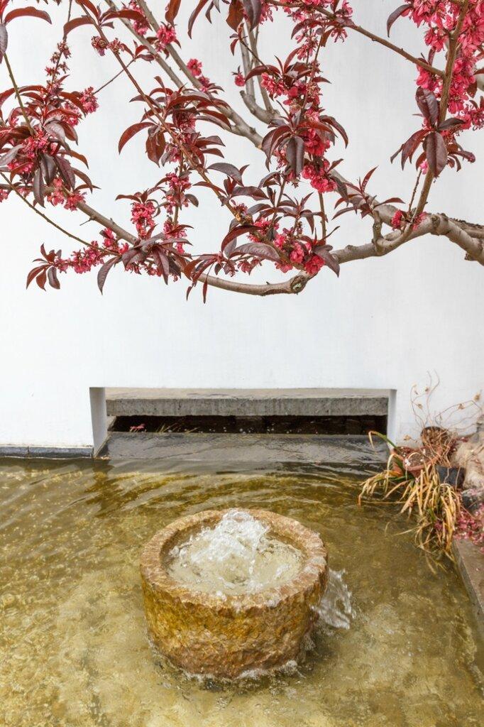 Персиковый источник, сад Чандэ, парк-выставка садов, Пекин