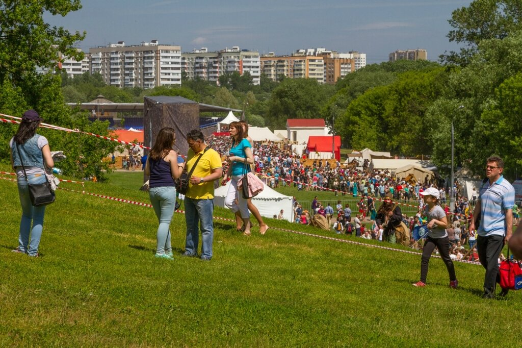 Площадка фестиваля, Времена и эпохи-2015